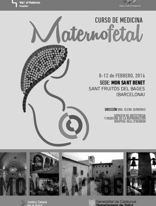 Medicina maternofetal Vall d'Hebron